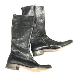 NEW IXOS Leather Boots